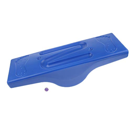 dailymall Balance Board Balancierbrett Aus Kunststoff Fuer Kinder - Blau