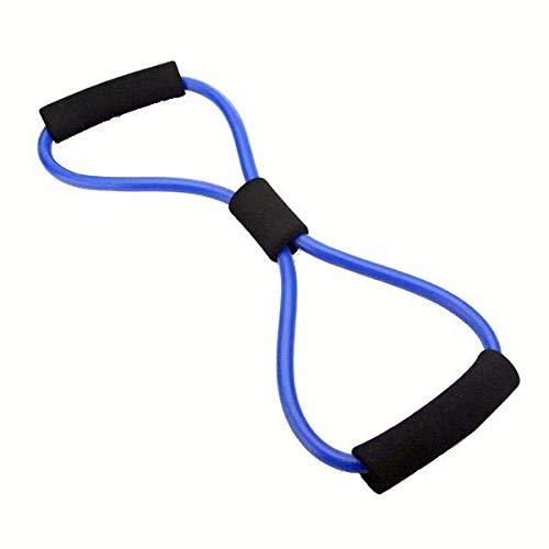 JINTD Hausübungsgeräte, Widerstandsbänder Tube Fitness Muscle Workout zur Übung
