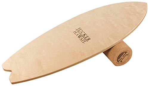 JUCKER HAWAII Balance Board Homerider Local Ocean - Balanceboard Set inkl. Korkrolle