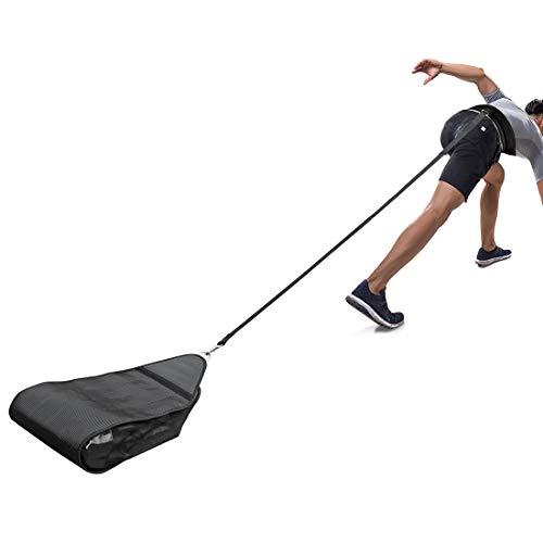 UBOWAY Sprint Trainer Gewichtsschlitten Schnellkrafttraining : Fußballtraining Resistance Training...