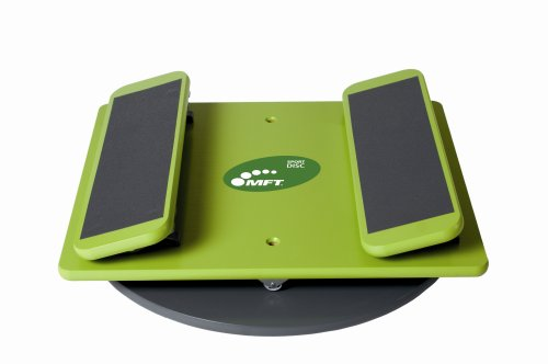 MFT Unisex Fitnessgerät, grün/grau, 52 x 51 x 51 cm
