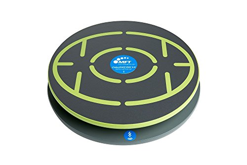 MFT Unisex Mft Challenge Disc 2.0 Bluetooth Trainings Therapieger t, grau-Grün, 44 EU