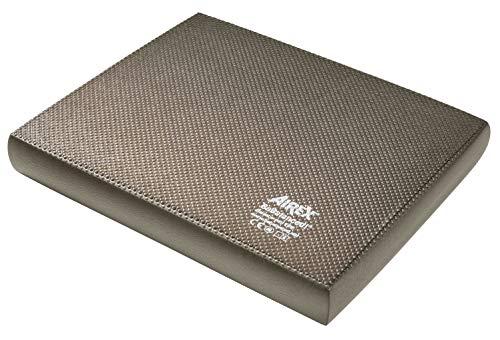 Airex Balance Pad Elite Trainingsmatte , Grau (Lava) ,50 x 41 x 6 cm