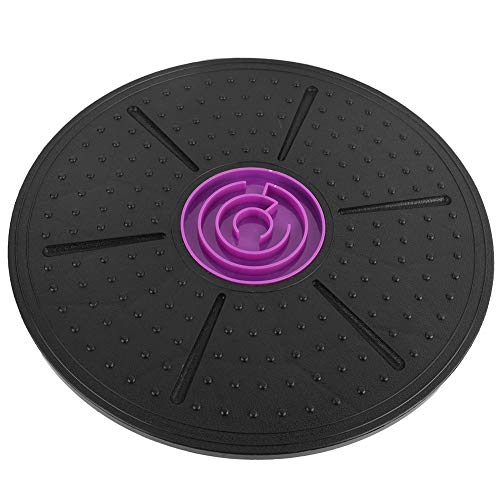 Alomejor Balance Board Yoga Pilates Labyrinth Wackel Balance Board für Fitness Workout Fitness...
