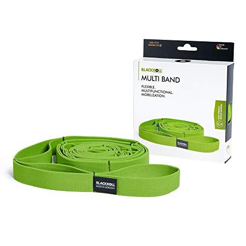 BLACKROLL® MULTI BAND - green - Fitnessband. Trainingsband für alle Altersklassen und...