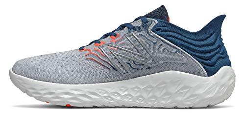 New Balance Herren MBECNGB3 Sneaker, Grau, 44.5 EU