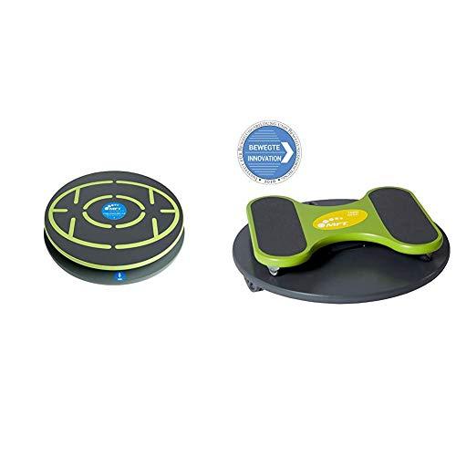 MFT Challenge Disc 2.0, e Balance Board per Bluetooth mit Smartphone verbinden inkl. App I 44 cm Ø...