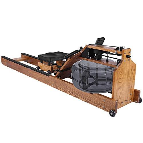 SanQing Wasser Bootfahren White Oak Rudergerät - mit Monitor-,Ash