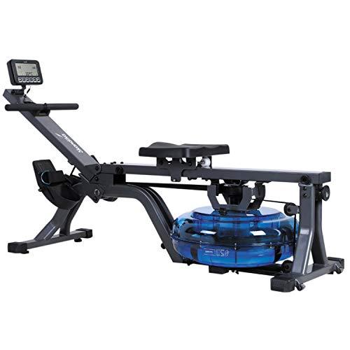 skandika Wasser-Rudergerät Nemo II/III/Compact, Water Ruderzugmaschine mit regulierbarem...
