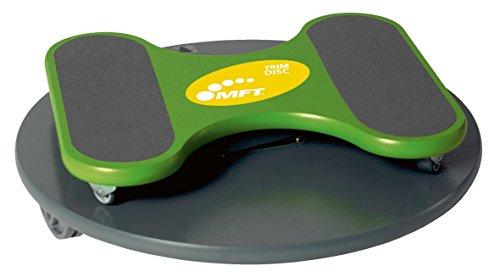 MFT Trim Disc - Profi Balance Board aus hochwertigem Holz inkl. Videokurs und Trainingsanleitung,...