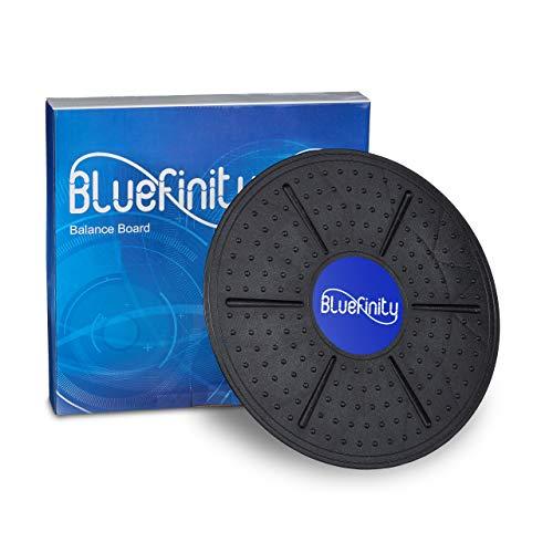 Bluefinity Balance Board, bis 150 kg, D: 36 cm, rutschfeste Noppen, Gleichgewichts-Training,...