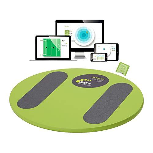 MFT Digitales e Balance Board FIT DISC 2.0, Grün-Grau Balanceboard, 46