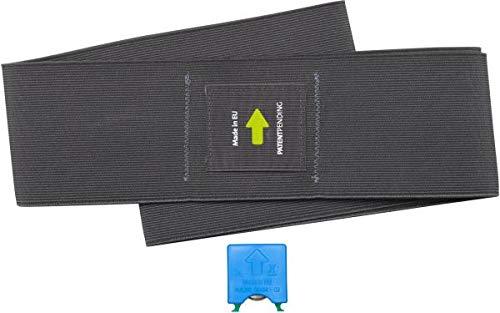 MFT Balance Sensor Sit Ball Flexband für den SITZBALL inkl. Fitness Trainer App/digitaler...