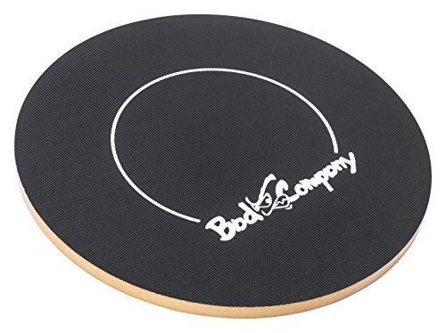 Bad Company | Balance Board aus Holz (MDF) | Therapiekreisel in Studio-Qualität | 40 cm
