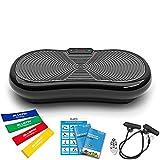 Bluefin Fitness Ultra Slim Power Vibrationsplatte | Fett verlieren und Fitnesstraining von Zuause |...