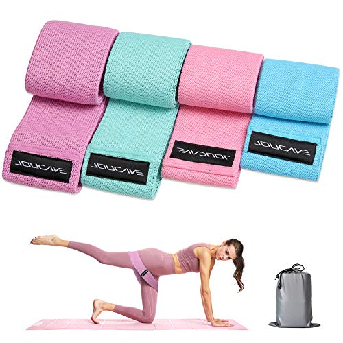 Fitnessband Loop Band Trainingsband Gymnastikband - Evaduol Sportbänder mit starker Dehnbarkeit,...