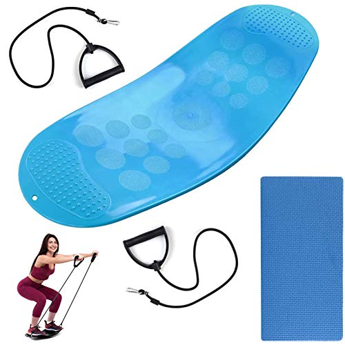 Pateacd Twisting Fitness Balance Board Yoga Gym Workout Training Easy Fit Board für...