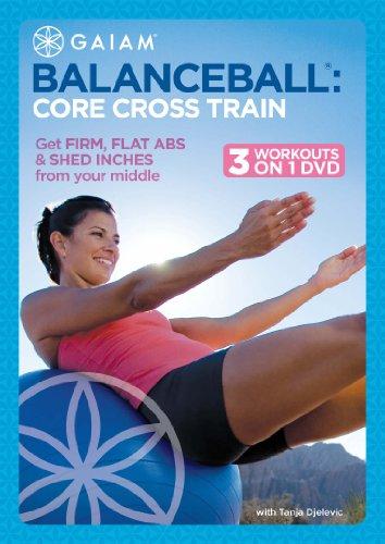 Balance Ball: Core Cross Train [DVD] (2008) Tanja Djelevic; Rebecca Stetson (japan import)