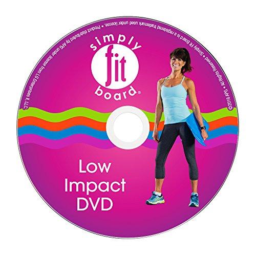 Simply Fit Board – Low Impact Workout Kit, 6 Workouts, ideal für Senioren und diejenigen, die...