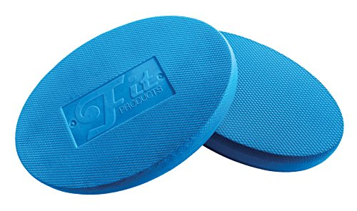 Oval Balance Pads: Ideal für Physiotherapie, Pilates, Yoga, Kampfkunst Balance / Ausdauer /...