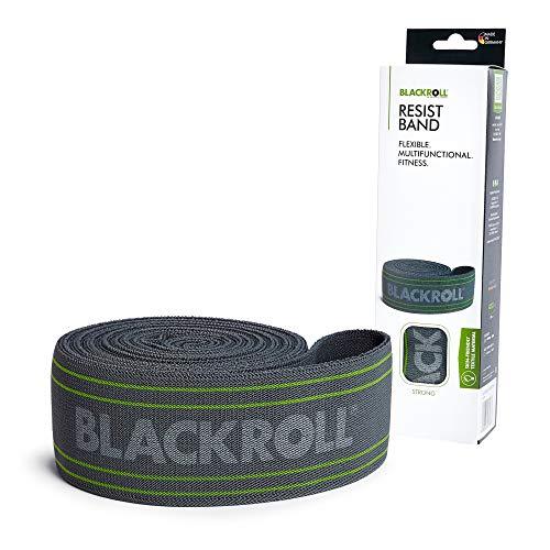 BLACKROLL® RESIST BAND - grey - Fitnessband. Trainingsband für das moderne Athletiktrainig mit...